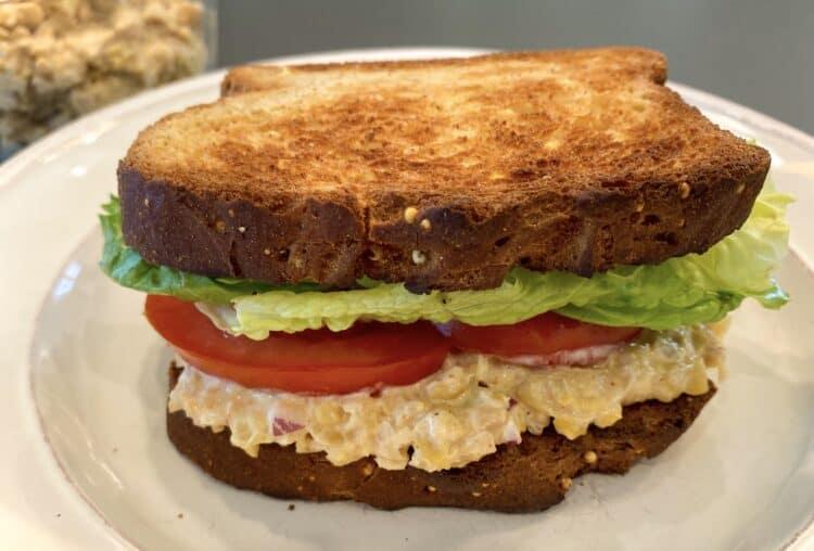 Chickpea Salad Sandwich Mix