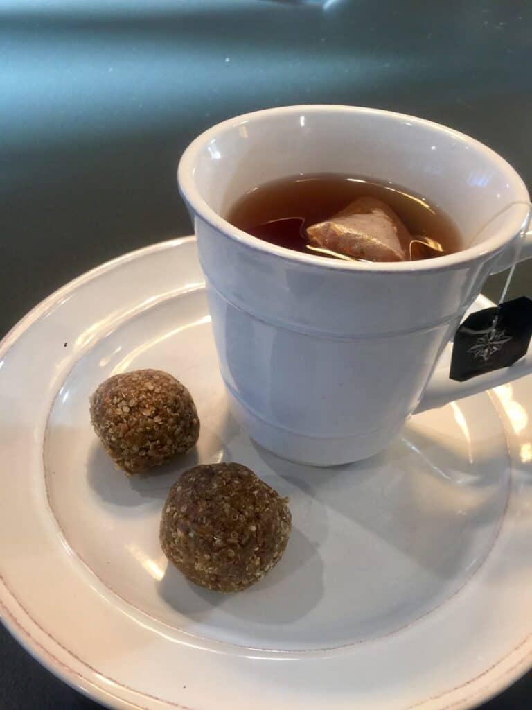 tea-time snack