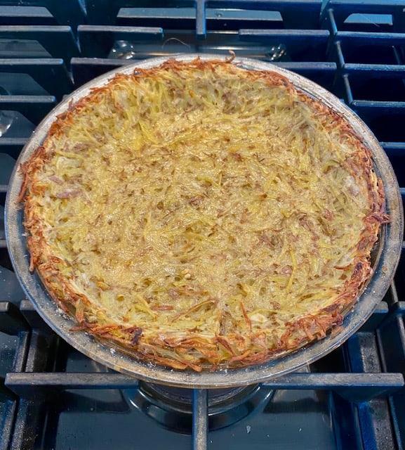 Potato Pie Crust